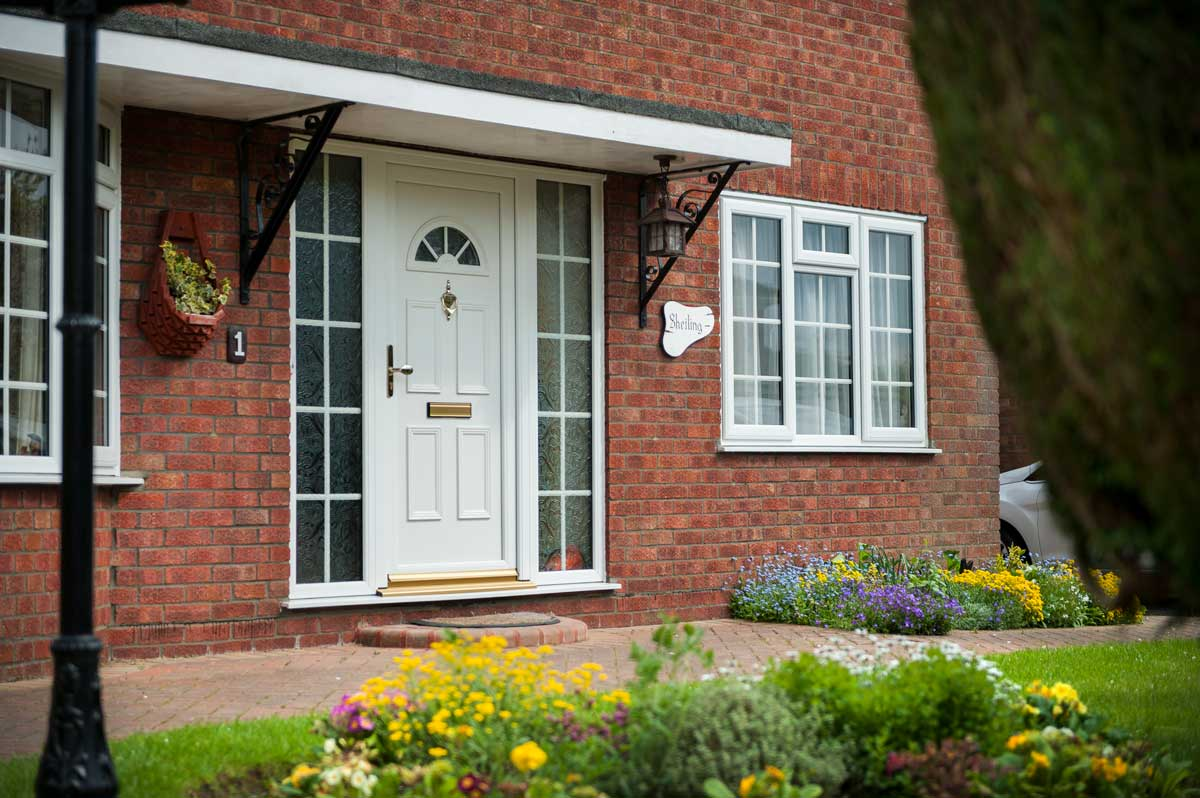 Upvc doors leicester corby oakham free online quote for Location of doors and windows