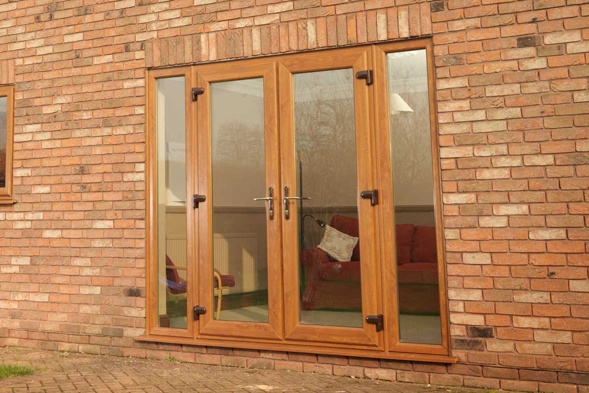 Upvc french doors leicester corby oakham free online quote for Upvc window quote