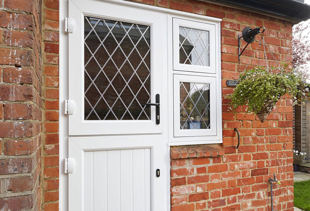 Upvc stable doors leicester online back door quotes for Upvc window quote