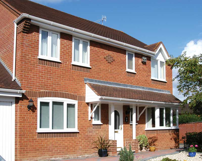 uPVC casement windows Leicester